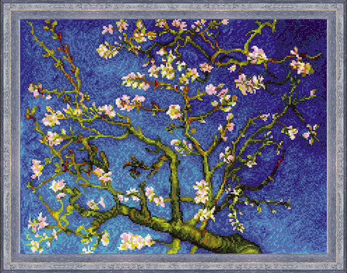 Ван гог вышивка риолис схема