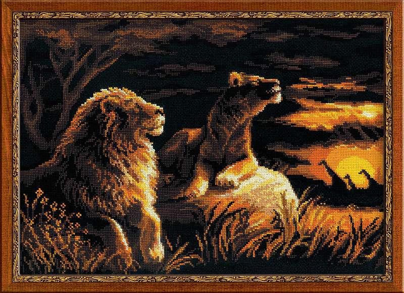Вышивка крестом бесплатные схемы скачать бесплатно львы
